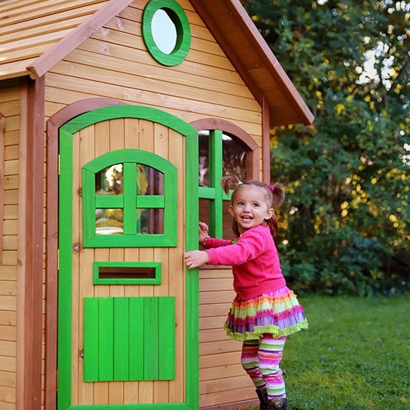 Casa in Legno Julia | AXI | RocketBaby.it