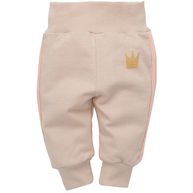 Pantaloni Sweet Panther Beige | PINOKIO | RocketBaby.it