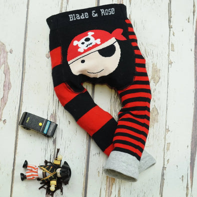 Leggings Striped Pirate | BLADE&ROSE | RocketBaby.it