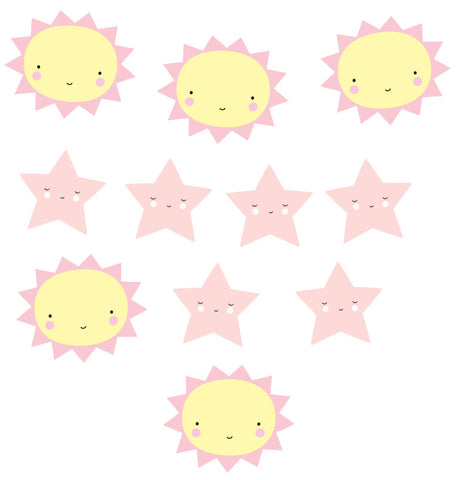 Ghirlanda Decorativa Miss Sunshine - RocketBaby - 1