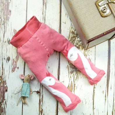 Leggings Swan | BLADE&ROSE | RocketBaby.it