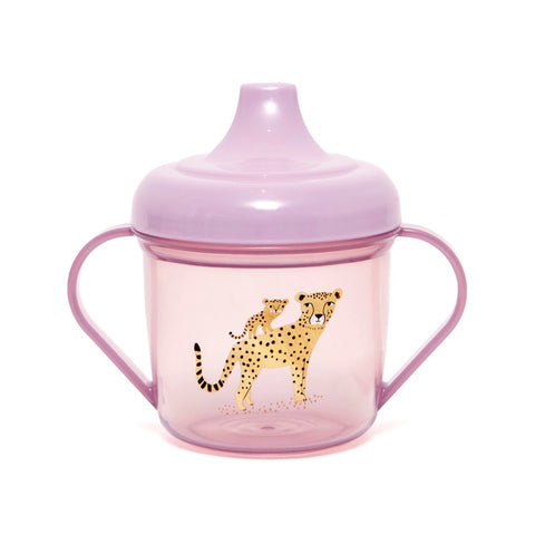 Sippy Cup Leopard Orchid | PETIT MONKEY | RocketBaby.it