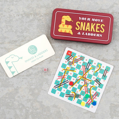 Snakes And Ladders Da Viaggio | REX LONDON | RocketBaby.it