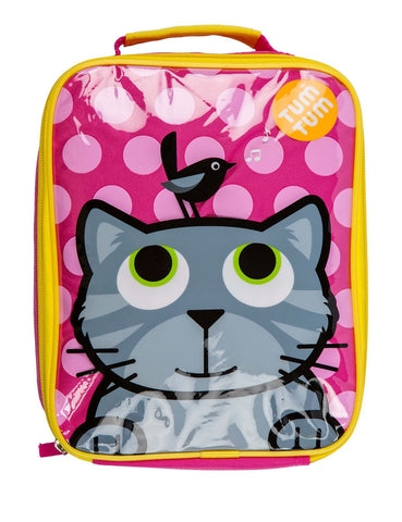 Zainetto e Lunchbag Termico Gattino | TUM TUM | RocketBaby.it