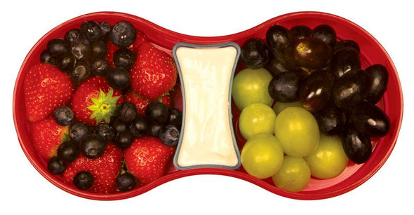 Snack box con Scomparti Prato | TUM TUM | RocketBaby.it