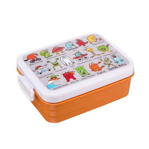 Lunch Box Mostri