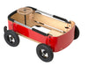 Carretto in legno - automobilina - RocketBaby - 4
