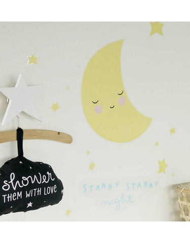 Stickers da Muro Moon - RocketBaby - 2