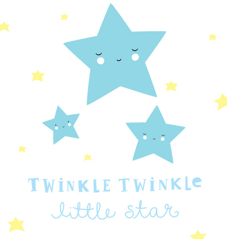 Stickers da Muro Stars - RocketBaby - 1