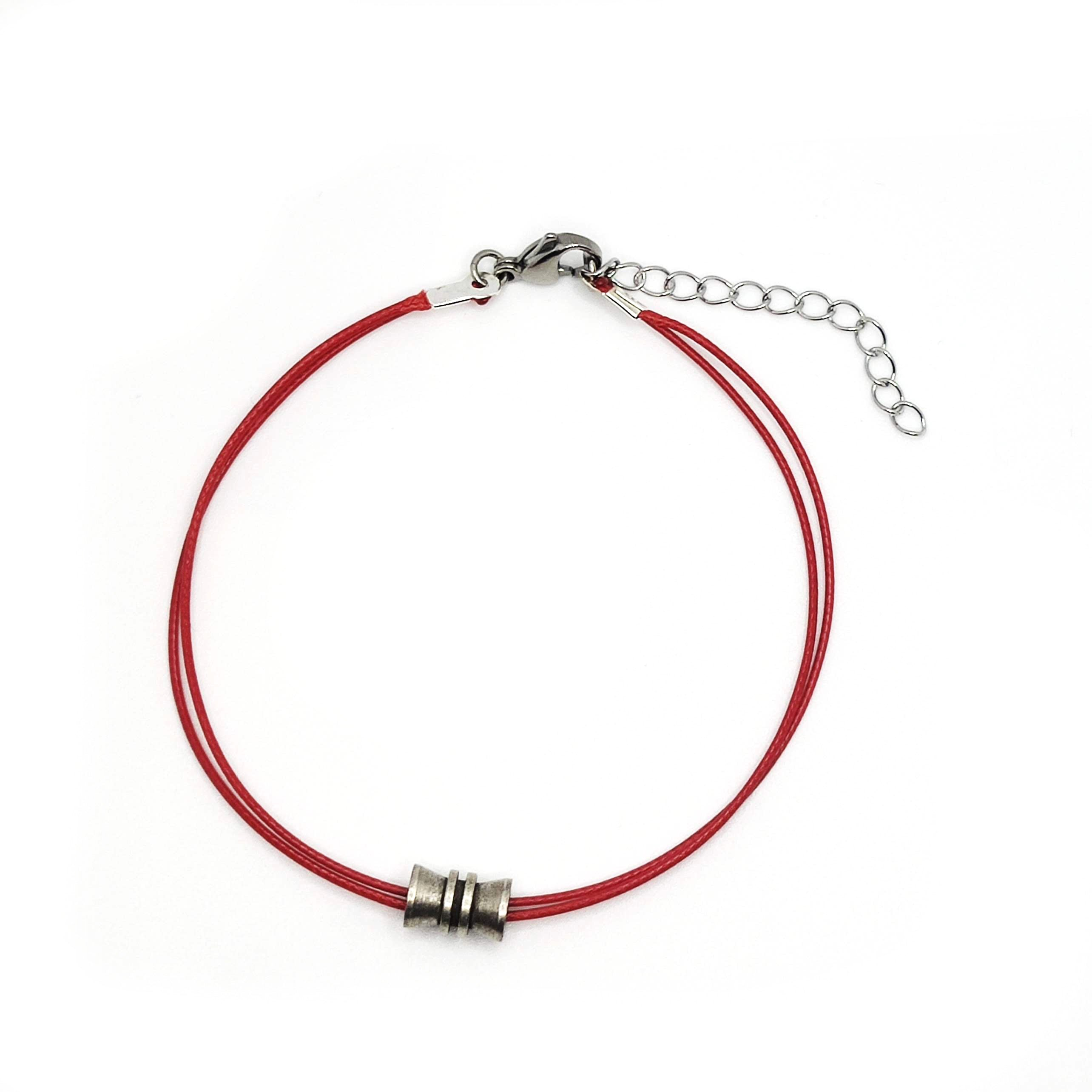 Red String Anklet