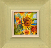 Load image into Gallery viewer, Donna's Sunflowers