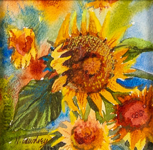 Donna's Sunflowers