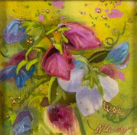 Milly's Sweet Peas