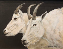 Load image into Gallery viewer, Pair of Goats