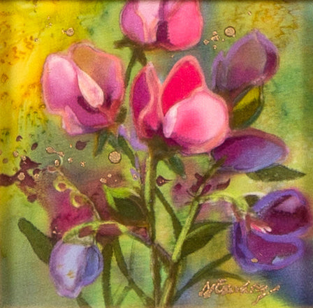 Patia's Sweet Peas