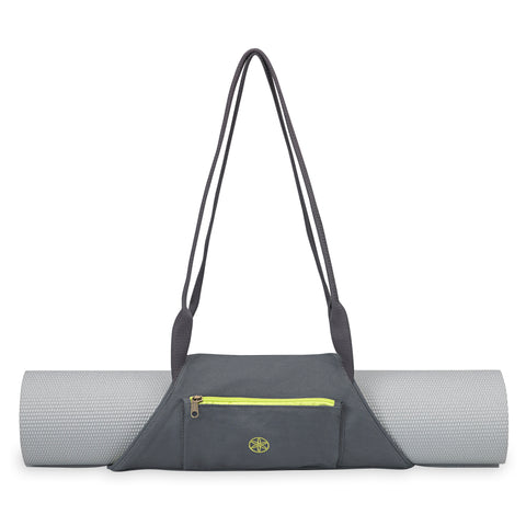 Mat bag - Citron/Storm - On the go
