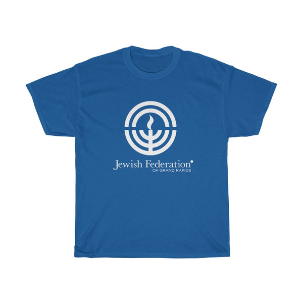 JFGR w/ Logo Unisex Heavy Cotton Tee