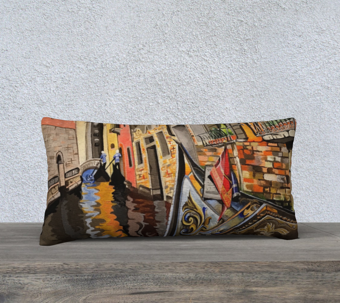 Venice Pillow Case Cover