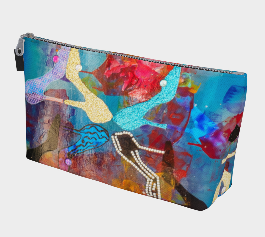 Let's Dance - Makeup Bag