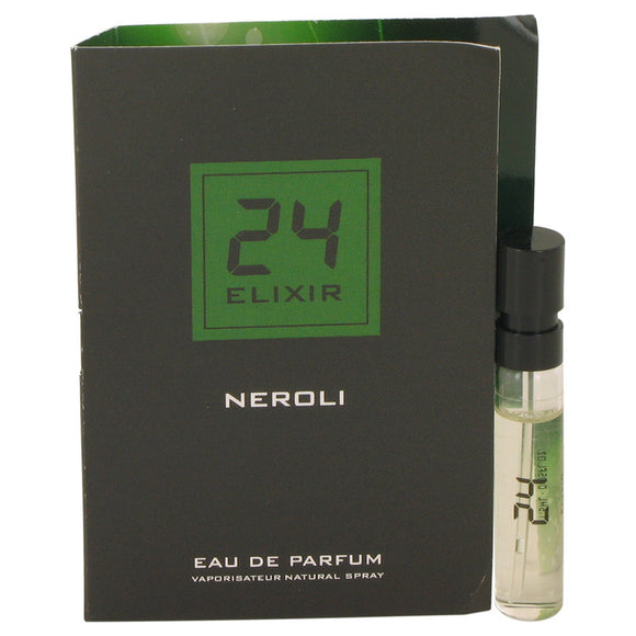24 Elixir Neroli by ScentStory Vial (sample) .05 oz for Men