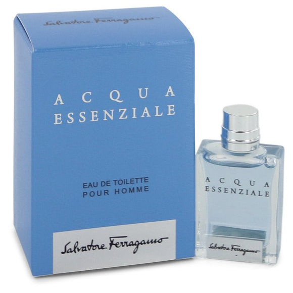 Acqua Essenziale by Salvatore Ferragamo Mini EDT .17 oz for Men