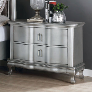 Aalok - Night Stand - Silver