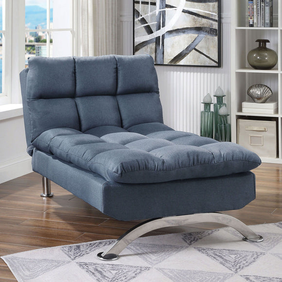 Aristo - Chaise - Blue