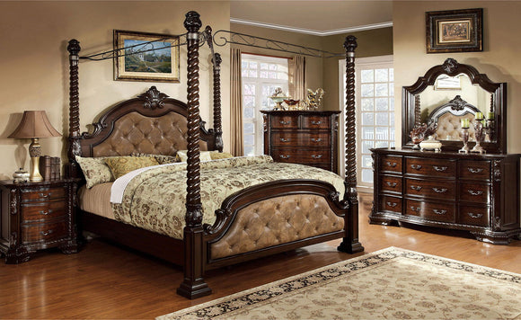 Monte Vista II - 4 Pc. Queen Bedroom Set