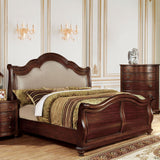 Bellavista - Queen Bed - Brown Cherry