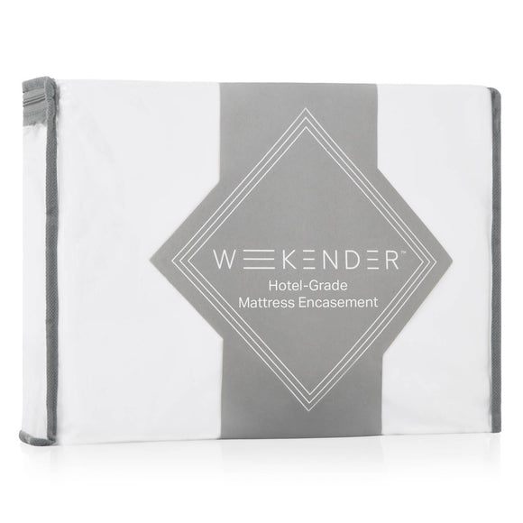 Weekender Hotel-Grade Mattress Encasement, Full XL