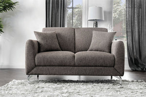 Lauritz - Love Seat - Brown