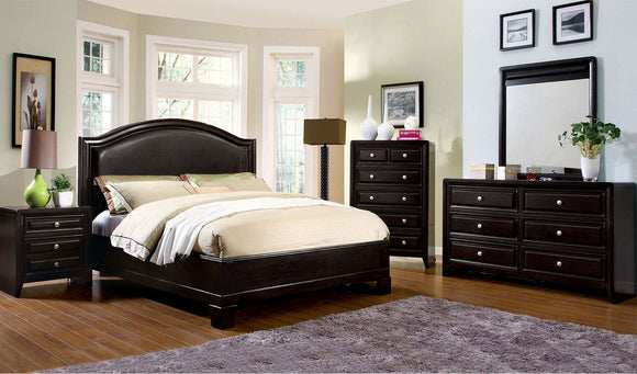 Winsor - Queen Bed - Espresso