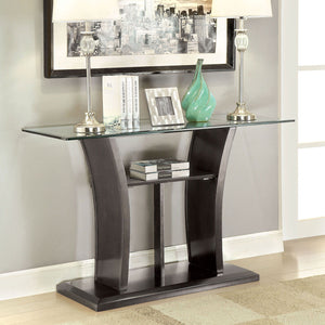 Manhattan Iv - Sofa Table, Gray
