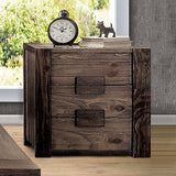Janeiro - Night Stand - Rustic Natural Tone