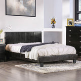 Evans - Twin Bed - Espresso