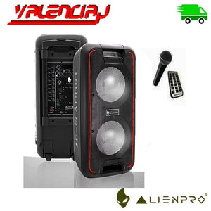 "Alien Pro - Cyclone 3,000W 10"" Wireless Bluetooth Speaker"