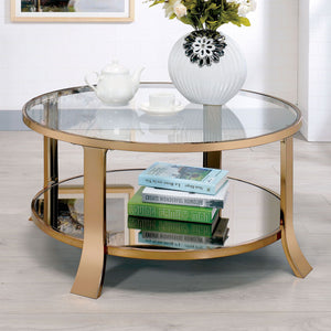 Coffee Table - Champagne