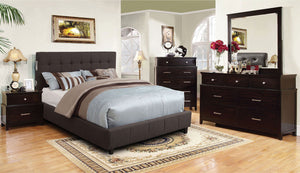 Dillan - E.King Bed - Gray