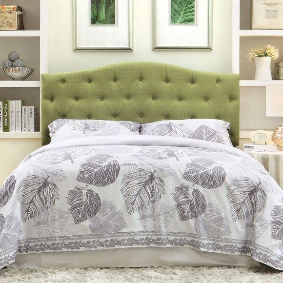 Alipaz - Queen/full Headboard - Green