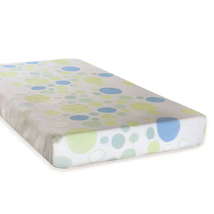 "Vinca - 7"" Memory Foam Kid's Mattress, Full - Multi"