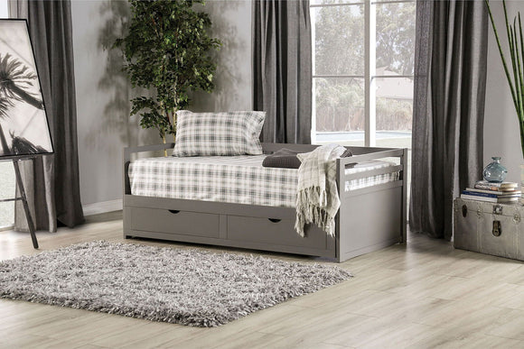 Nancy - Twin Daybed w/ Extentable Trundle