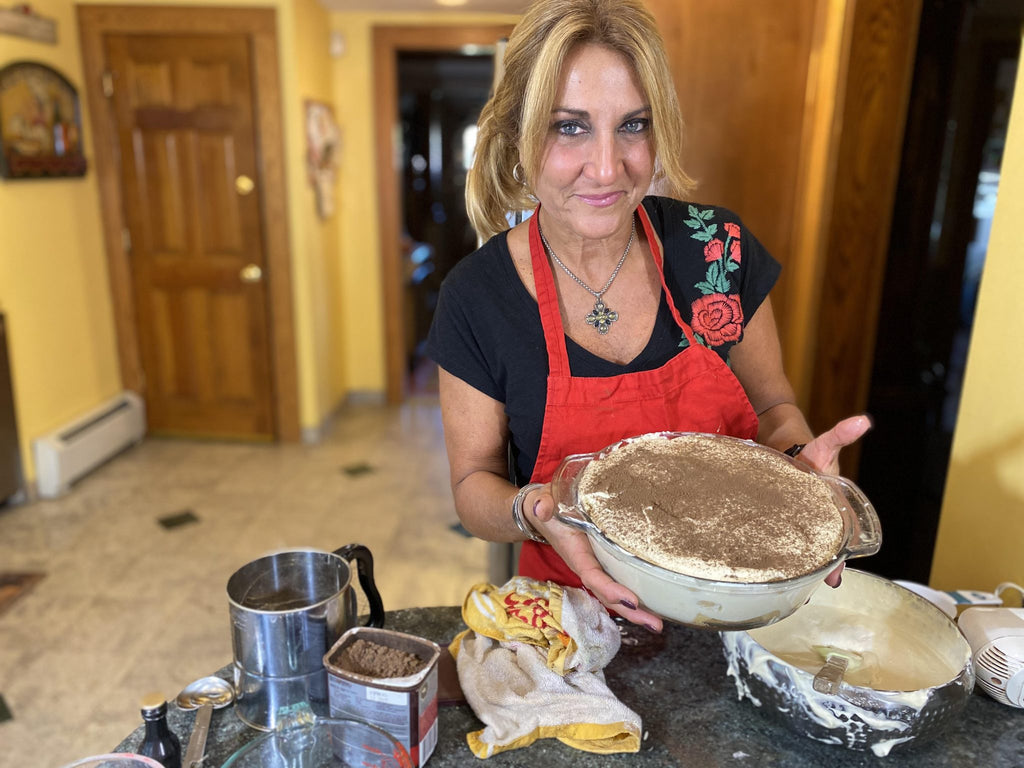 Cooking With Mama Cozz- Episode 2 Tiramisu