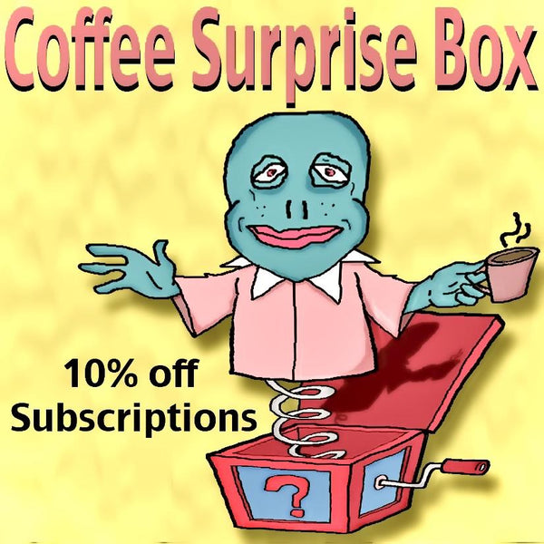 Coffee Surprise Box! - Cozz Coffee