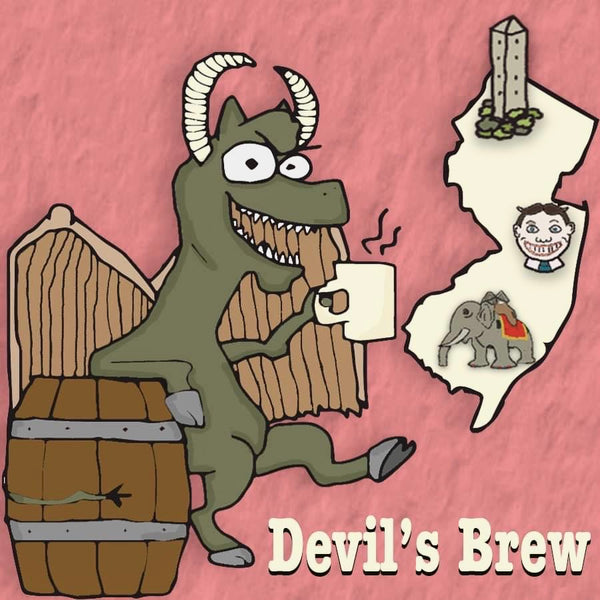 Devil's Brew 12 OZ.