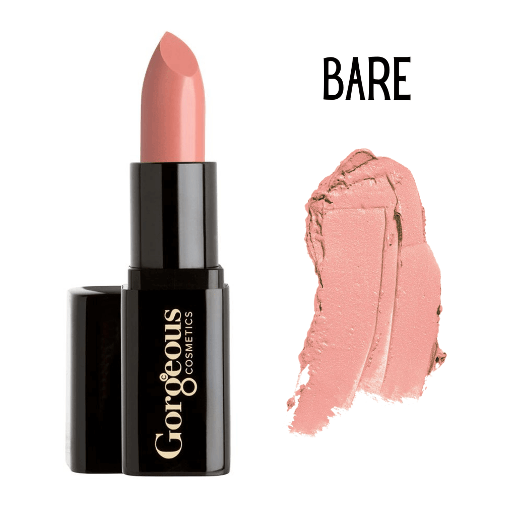 Gorgeous Cosmetics Lipstick- Shade Bare