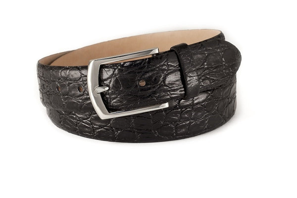 Calf Leather Kroko Belt