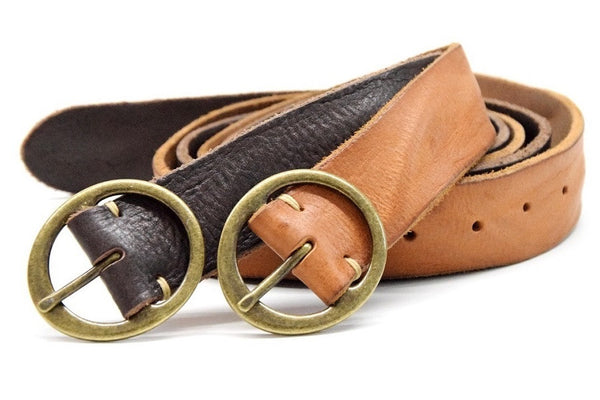 Malou Washed Belt