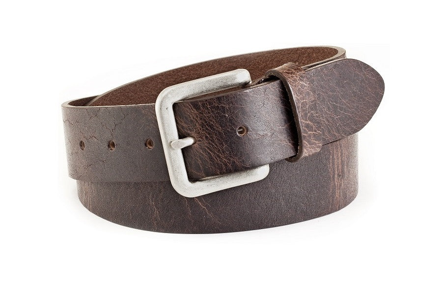 Vintage buffalo jeans belt for men