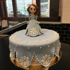 Sculpted Cakes DR