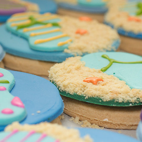 Decorated Sugar Cookie FC